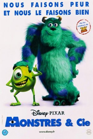 Monsters, Inc. 520x780