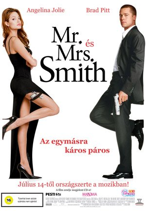 Mr. & Mrs. Smith 300x432