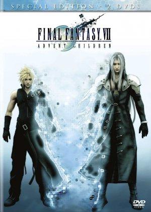 Final Fantasy VII: Advent Children 1528x2145