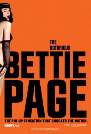 The Notorious Bettie Page 340x500
