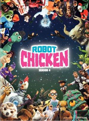 Robot Chicken 1652x2233