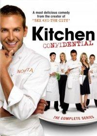 Kitchen Confidential poster