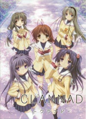 Clannad 2525x3497