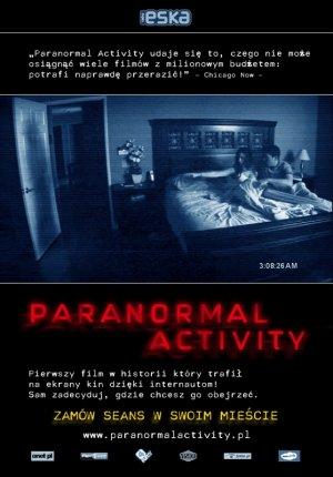 Paranormal Activity 558x800