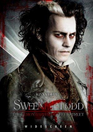 Sweeney Todd: The Demon Barber of Fleet Street 1535x2175