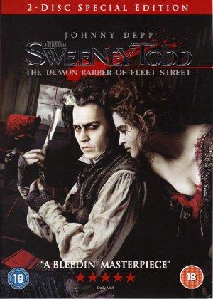 Sweeney Todd: The Demon Barber of Fleet Street 1608x2250