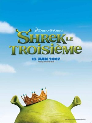 Shrek the Third Other