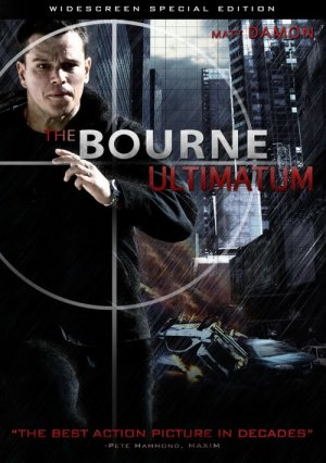 The Bourne Ultimatum 500x710