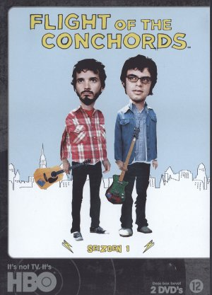 Flight of the Conchords 1541x2143