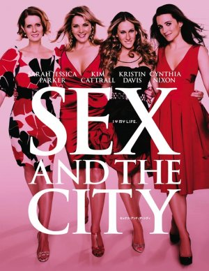 Sex and the City 650x840