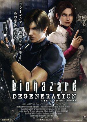 Resident Evil - Degeneration 1434x2011