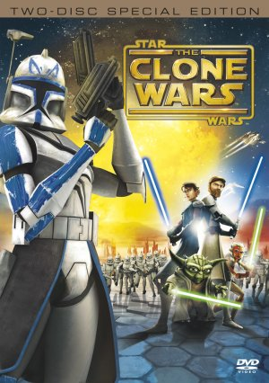 Star Wars: The Clone Wars Cover