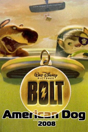 Bolt: Ein Hund für alle Fälle 500x753