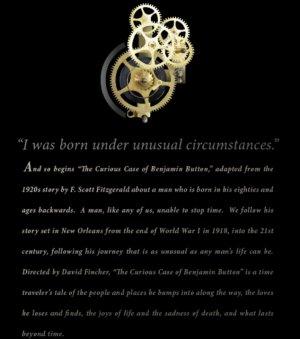 The Curious Case of Benjamin Button 634x716