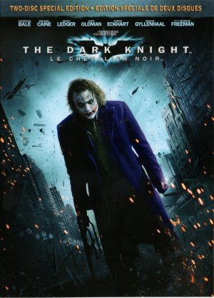 The Dark Knight Cover