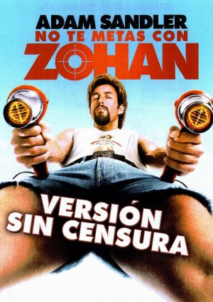 You Don't Mess with the Zohan 1308x1854