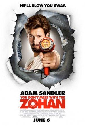 Zohan - Tutte le donne vengono al pettine 398x590
