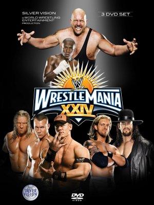 WrestleMania XXIV 1200x1595