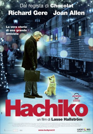 Hachi: A Dog's Tale 1433x2047