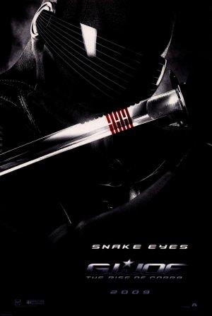 G.I. Joe: The Rise of Cobra 580x864