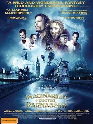 The Imaginarium of Doctor Parnassus 300x400