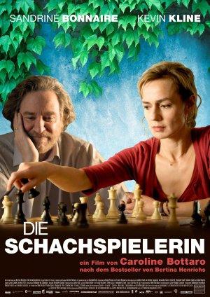 Die Schachspielerin 3508x4961