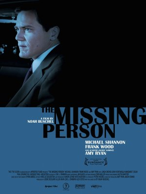 The Missing Person Poster