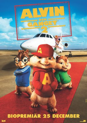 Alvin and the Chipmunks: The Squeakquel 595x842