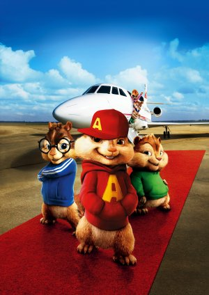 Alvin and the Chipmunks: The Squeakquel 3508x4961