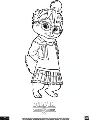 Alvin and the Chipmunks: The Squeakquel 420x567