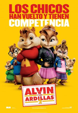 Alvin and the Chipmunks: The Squeakquel 1240x1787
