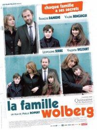 La famille Wolberg poster