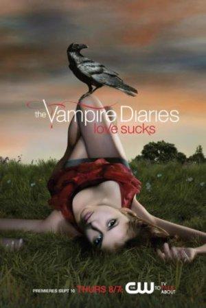 The Vampire Diaries 334x500