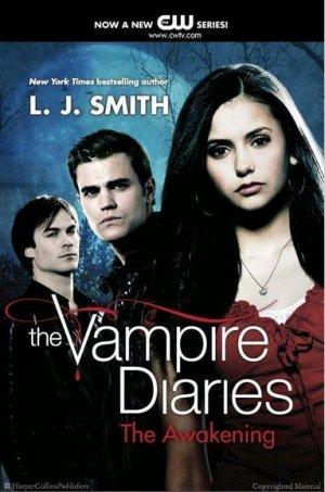 The Vampire Diaries 383x578