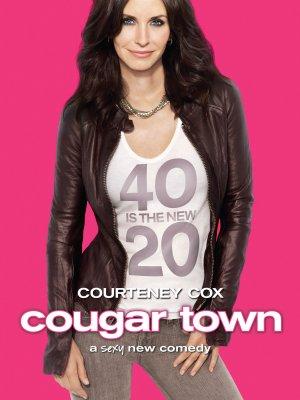 Cougar Town 2363x3150