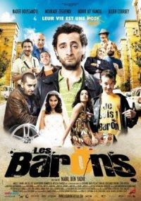 Les barons poster