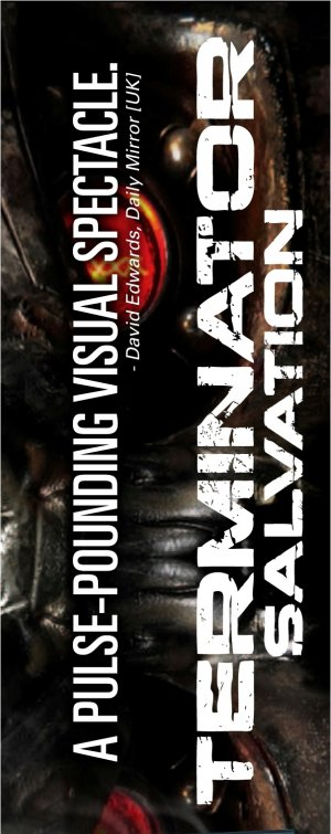 Terminator Salvation 604x1521
