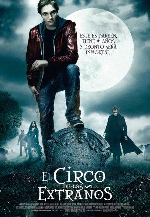 Cirque du Freak: The Vampire's Assistant 1476x2130