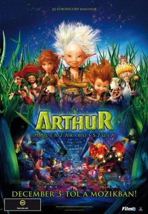 Arthur et la vengeance de Maltazard 485x700