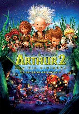 Arthur et la vengeance de Maltazard 1791x2584