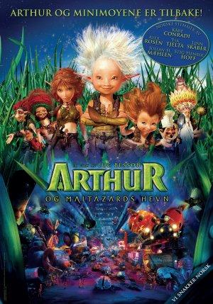 Arthur et la vengeance de Maltazard 3500x5000