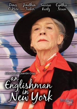 An Englishman in New York Cover