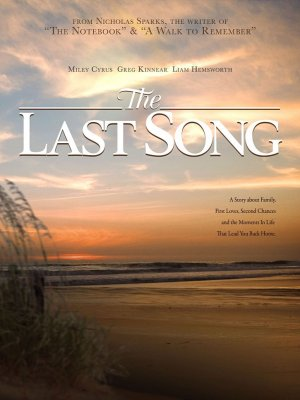 The Last Song 725x967