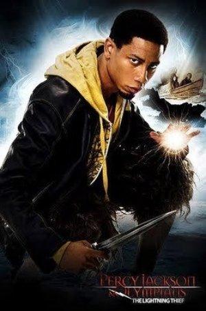Percy Jackson & the Olympians: The Lightning Thief 300x451