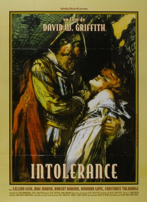 Intolerance: Love's Struggle Throughout the Ages 2157x2952