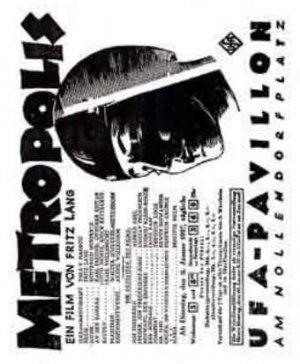 Metropolis 340x413