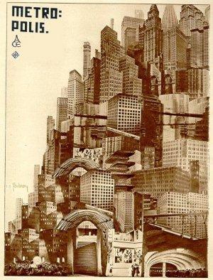 Metropolis 505x664