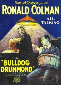 Bulldog Drummond poster