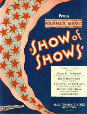 Show of Shows 1275x1676
