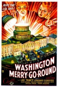 Washington Merry-Go-Round poster